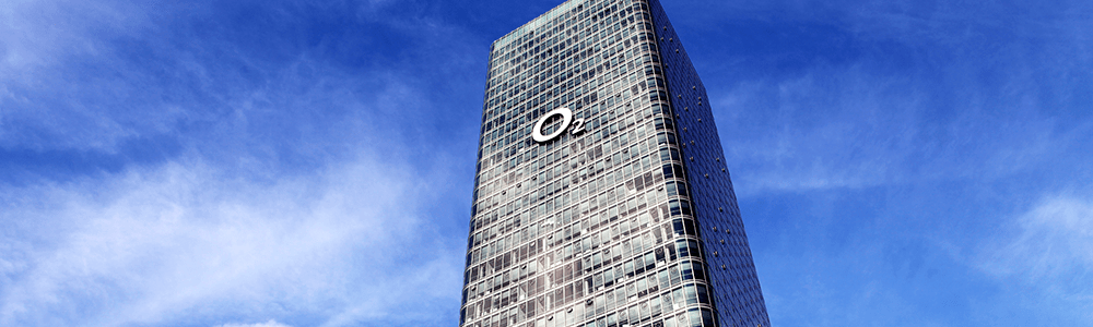 o2 Gebäude