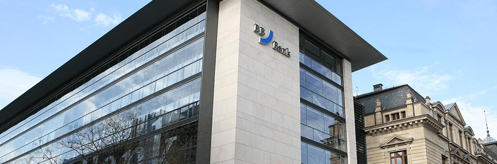Gebäude der BBBank