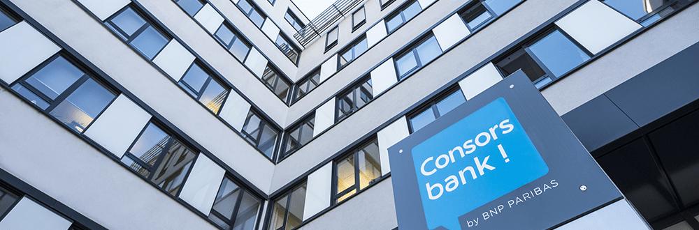 Gebäude der Consorsbank