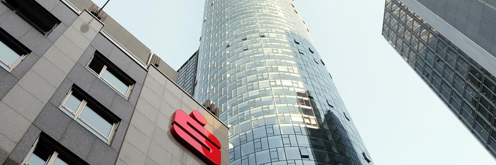 Hauptsitz der Frankfurter Sparkasse